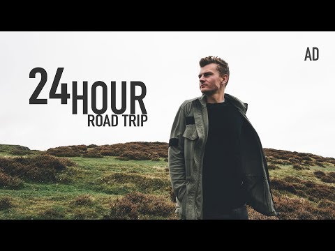 24 Hour Road Trip in the UK!