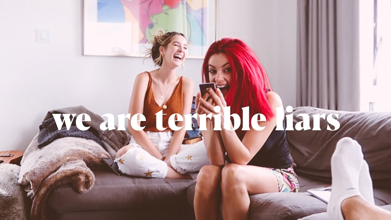 We Are Terrible Liars | Weekend In London