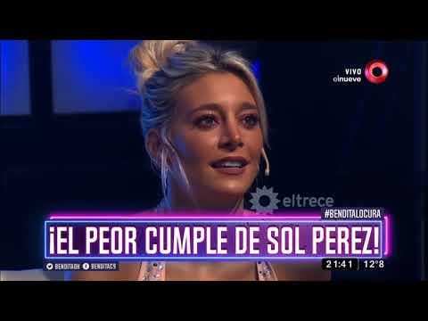 ¡El peor cumple de Sol Pérez!
