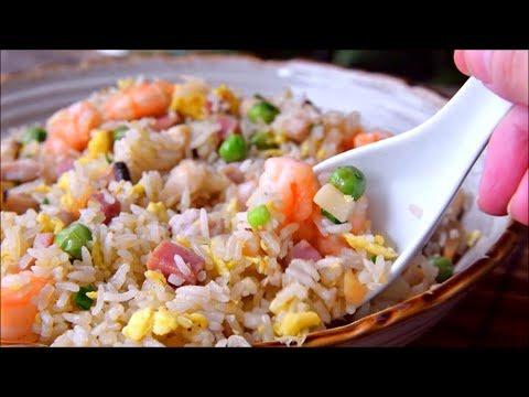 Yangzhou Fried Rice - How to Make Authentic Yangzhou Chaofan (扬州炒饭)