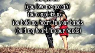You Complete Me- Keyshia Cole [Lyrics]