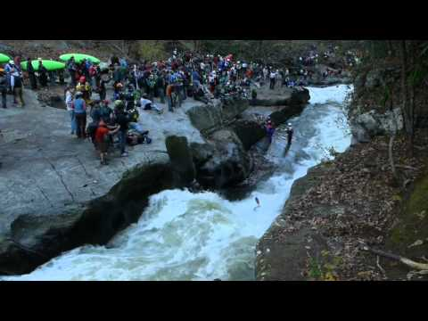 The Green River Race