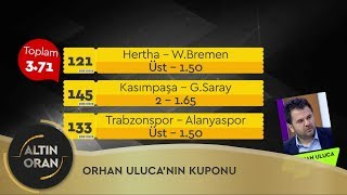 Altın Oran | Orhan Uluca