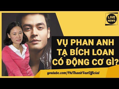 Vụ MC Phan Anh: Tạ Bích Loan & Hồng Thanh Quang Có Động Cơ Gì Khi Đấu Tố Vụ Cá Chết Trên VTV?
