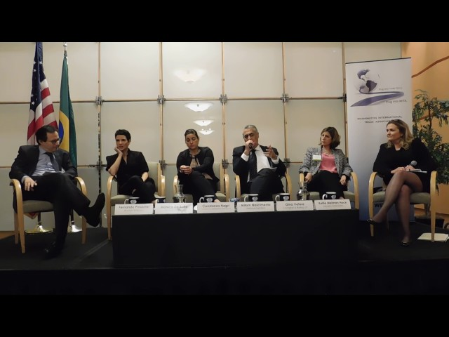 6/22/17 - The Future of US-Brazil Trade Relations - Q&A