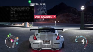 Need for speed payback!!!! Part 3 plus abandoned car!