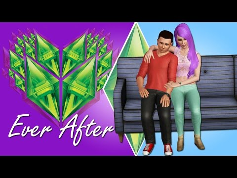 OUR FIRST DATE - Sims 3 Ever After Ep 2
