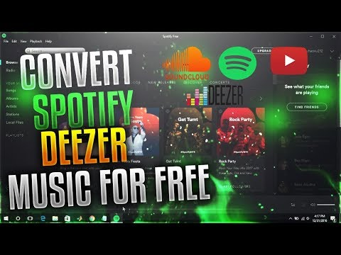 🔥HOW TO DOWNLOAD FREE MUSIC (ALBUM, PLAYLIST,..) FROM SPOTIFY, DEEZER, YT, .. + DL (100% WORKS) 🔥