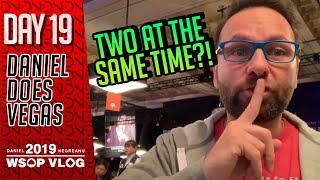 Here a CASH, there a CASH, everywhere a CASH CASH! - 2019 WSOP VLOG DAY 19