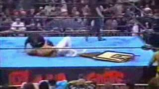 Taz Vs Sabu: FTW Title Extreme Rules Match