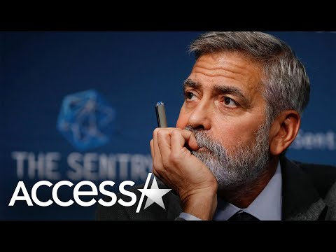 George Clooney Reacts To George Floyd Protests In Powerful Essay