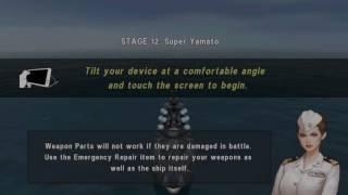 Warship battle Kill boss 12 | Super Yamato