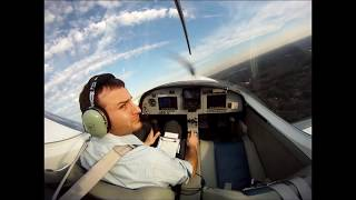 First Solo in SportCruiser / PiperSport Light Sport Aircraft - after 8.4 hours logged
