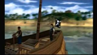 Pirates: The Legend of Black Kat (PS2), part 1 (In Mother