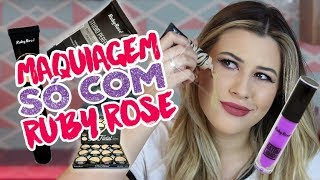 RUBY ROSE - UMA MARCA, UMA MAKE