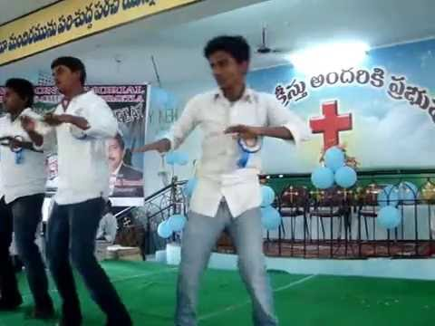 Kadavari Dinamulalo Choreography by WMBC Youth at Youth Fest