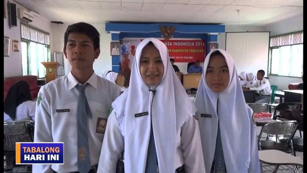 Debat Bahasa Indonesia Tingkat Sma Sederajat Youtube