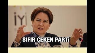 Ahmet KEKEÇ : Sıfır çeken parti