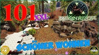 ARK Ragnarok • Schöner Wohnen Terra Nova! • #101 [Let's Play Together/Gameplay/Deutsch]