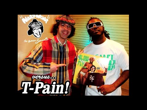 Nardwuar vs. T-Pain - The Extended Version