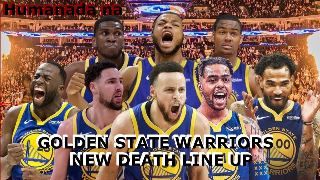 Golden State Warriors 2020-2021 The Best Bench Ever ...