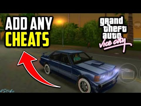 Use Any Cheat Codes In GTA Vice City Android | [2019] 100% Working With Proof