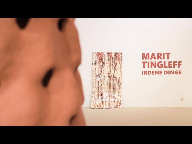 Marit Tingleff - Irdene Dinge