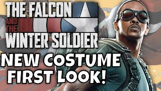 """We are just a few months away from the next marvel studios disney plus series """"the falcon and winter soldier"""" starring anthony mackie as sam wilson, ..."""