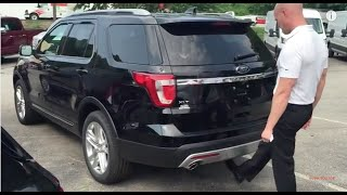 2016 Ford Explorer XLT Review - Whats new ?