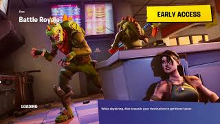 Fortnite gameplay first duos wins w/TripelKiller
