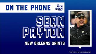 Sean Payton: Saints are Setting Up a Draft War Room in a New Orleans Brewery | The Rich Eisen Show