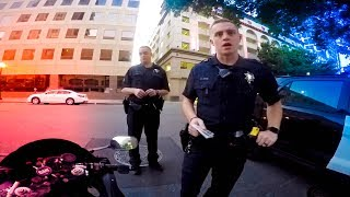 POLICE vs. BIKERS | COOL & ANGRY COPS | RECKLESS DRIVING | [Episode 21]