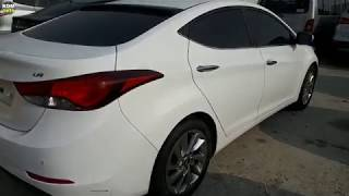 Hyundai Elantra  1.6 Lpg For Sale To Any Country