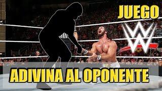 Juego WWE - Adivina al Oponente | Mundo WWE