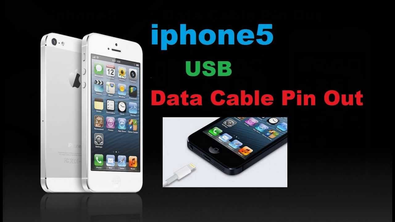 maxresdefault iphone 6 usb data cable pin out youtube