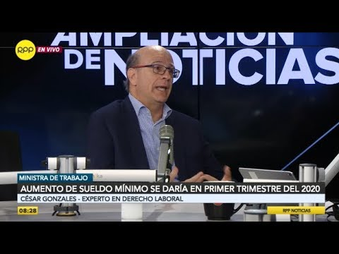 Sueldo Mínimo En Perú: