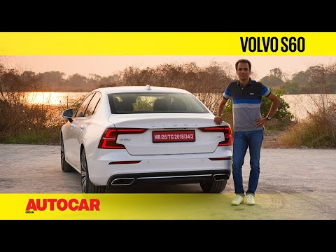 2021 Volvo S60 review – Comfort zone | First Drive | Autocar India