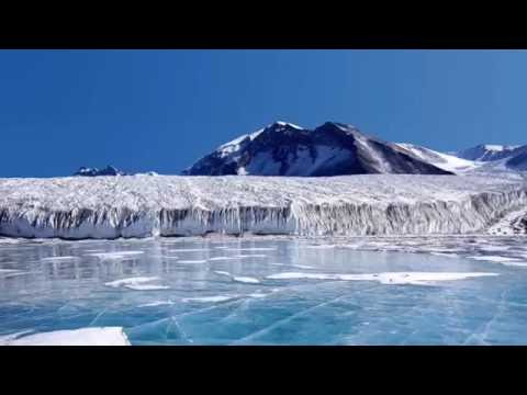 Dramatic melting of Antarctic ice