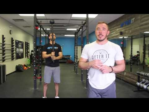 Steel Mace Benefits & Overview After It Training