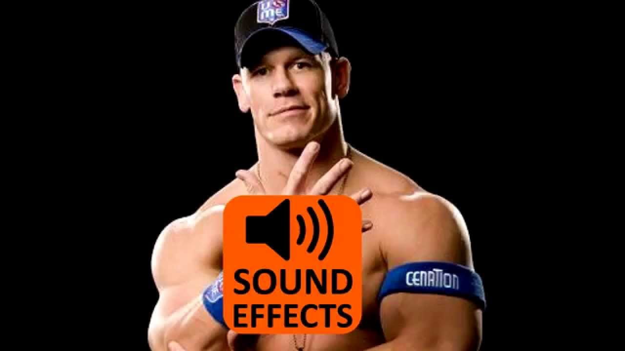 maxresdefault and his name is john cena! sound effect download youtube