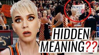 HIDDEN MEANINGS   KATY PERRY - SWISH SWISH ft.  Nicki Minaj (Official Video) + Analysis