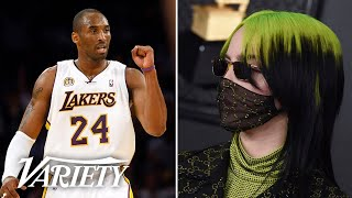 Billie Eilish on Kobe Bryant's Death: 'My Love to His Whole Family'