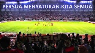 "Merinding! ""Persija Menyatukan Kita Semua"" Usai Persija Vs Kalteng Putra Piala Presiden 2019"