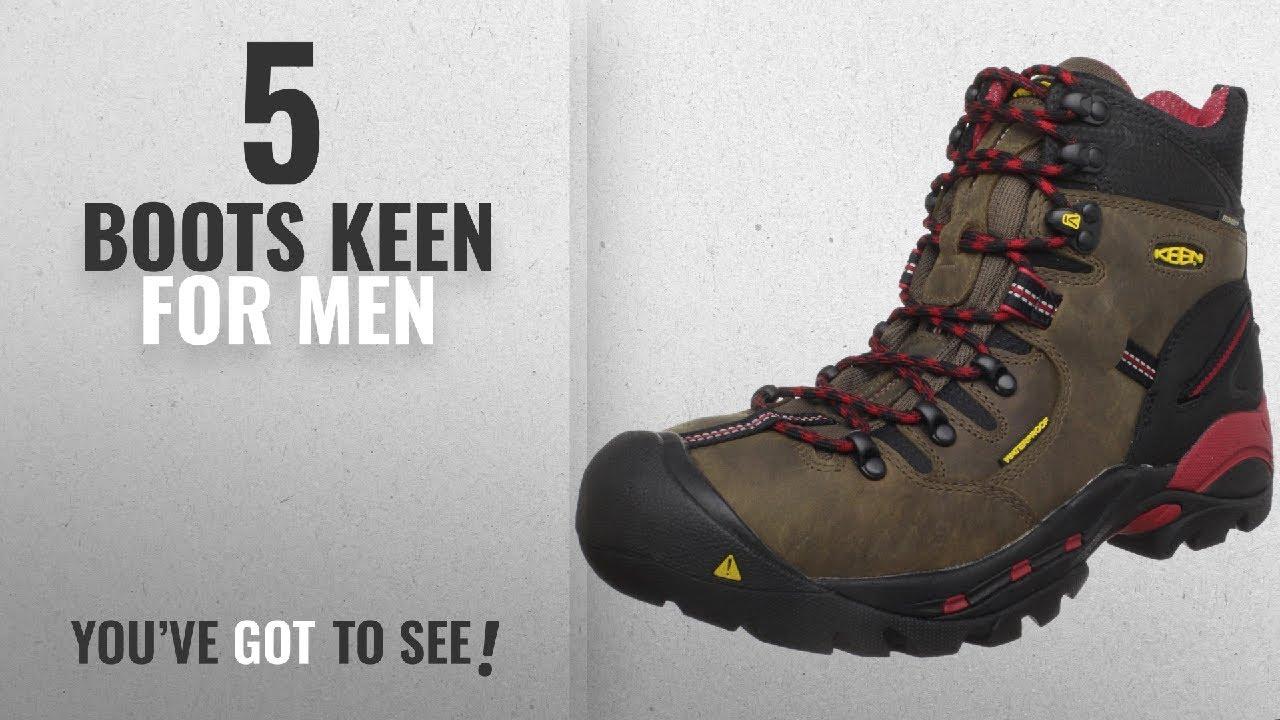 fde20839a1c Top 10 Boots Keen   Winter 2018    KEEN Utility Men s Pittsburgh ...
