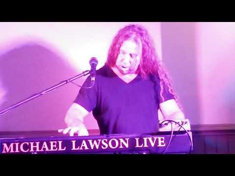 MICHAEL LAWSON LIVE  -  ENTER SANDMAN
