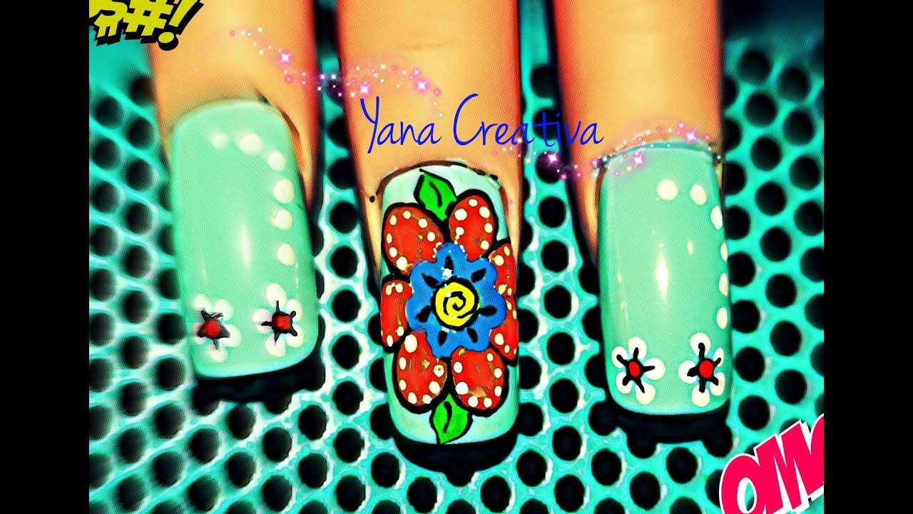 Excepcional Uñas En Flor Nyc Fotos - Ideas de Pintar de Uñas ...