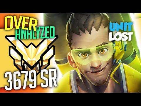Overwatch Coaching - Lucio - MASTER 3679 SR - [OverAnalyzed]