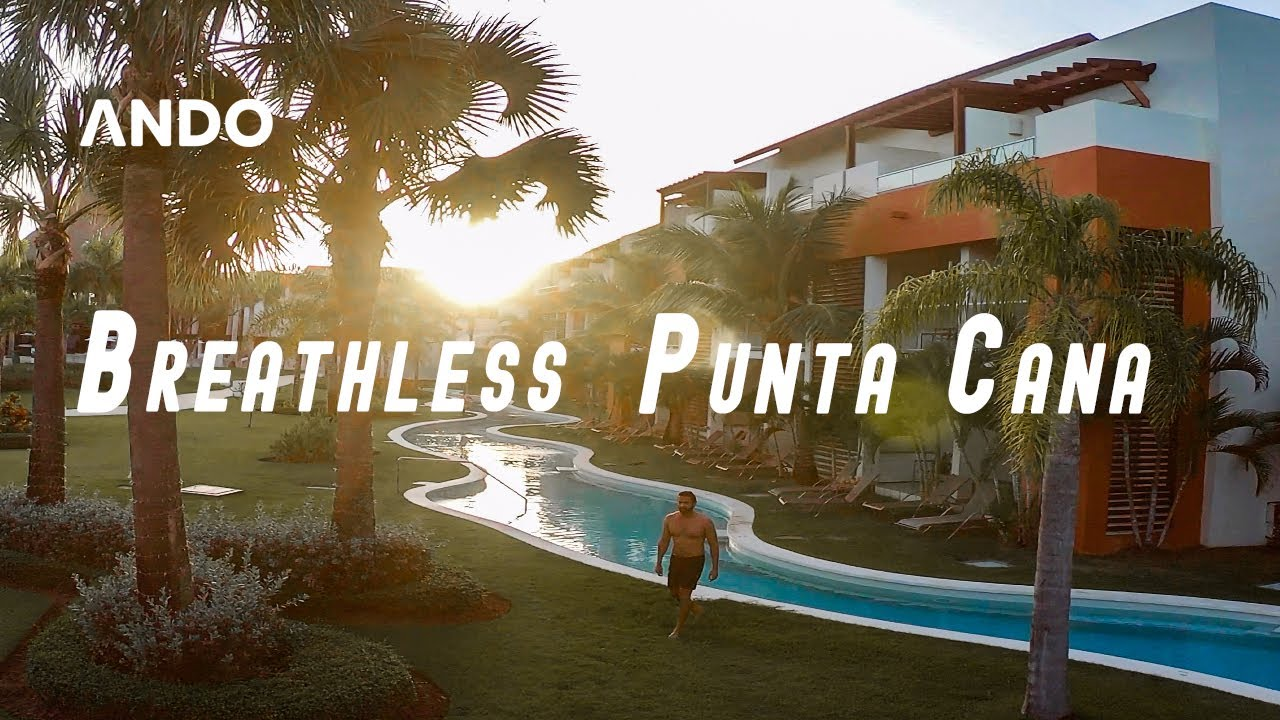 Breathless Punta Cana All Inclusive Resort Review Dominican Republic