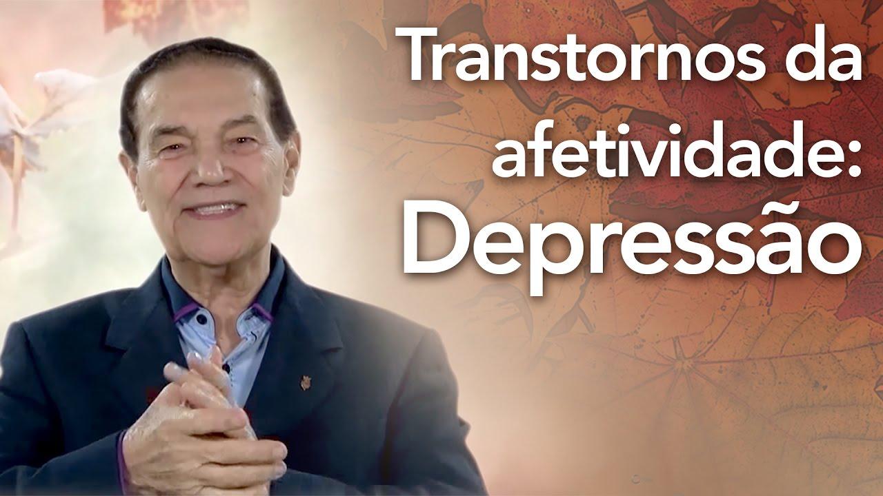 Encontro com Divaldo - Transtornos da afetividade: Depressão