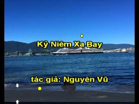 Ky Niem Xa Bay - Karaoke